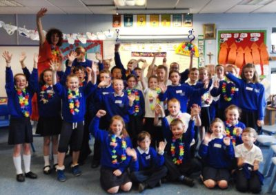Primary school Event Positive Parties
